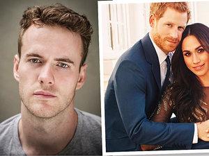 To on zagra Księcia Harry'ego, Murray Fraser, To ona zagra Meghan Markle, Parisa Fitz-Henley