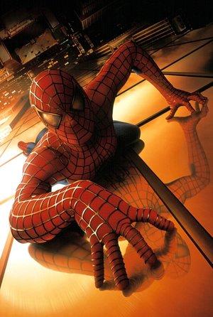 Tobey Maguire w filmie Spider-Man, reż. Sam Raimi