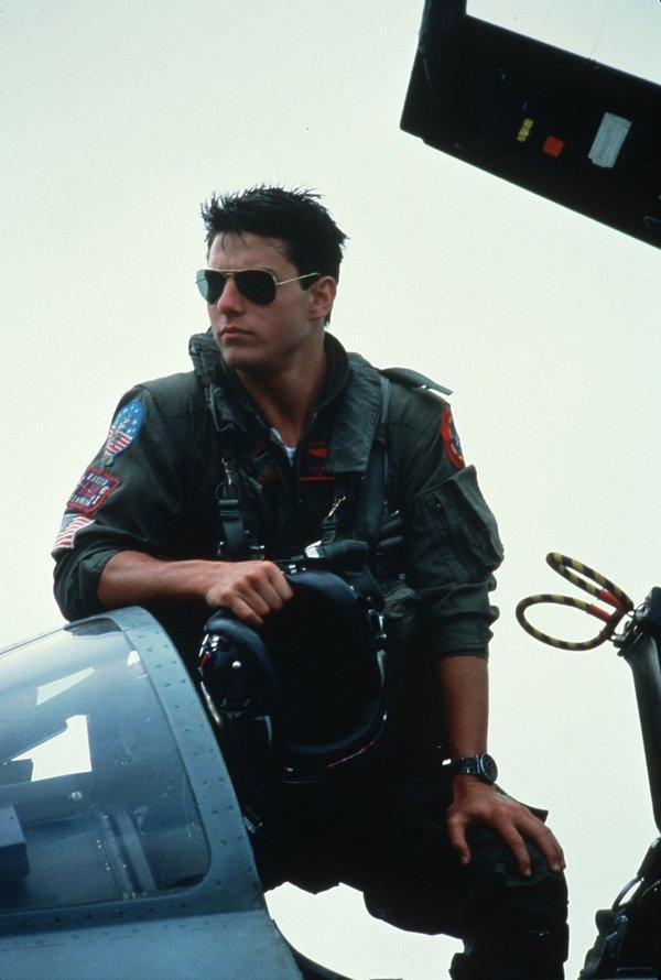 Tom Cruise, film Top Gun