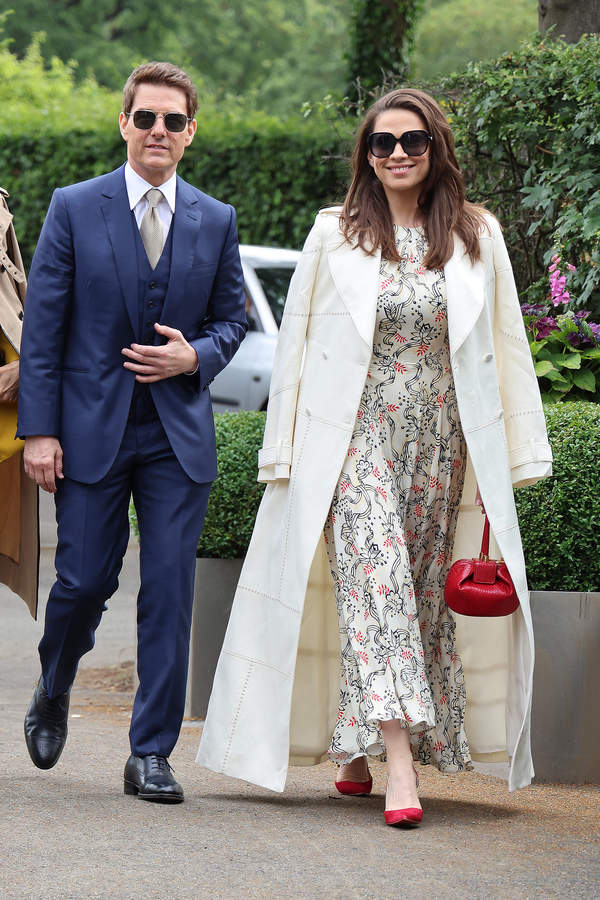 Tom Cruise i Hayley Atwell. Kim jest nowa partnerka aktora?
