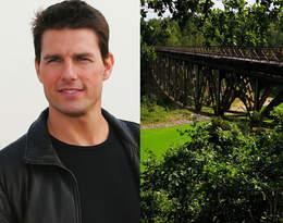 Zabytkowy most na Dolnym Śląsku wysadzą na potrzeby filmu z Tomem Cruisem?!