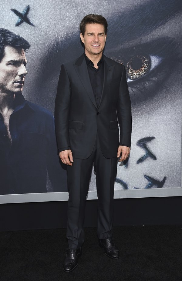 Tom Cruise, stylizacje