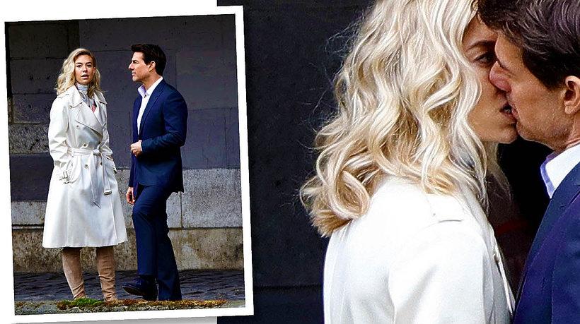 Tom Cruise, Vanessa Kirby, nowy związek Hollywood