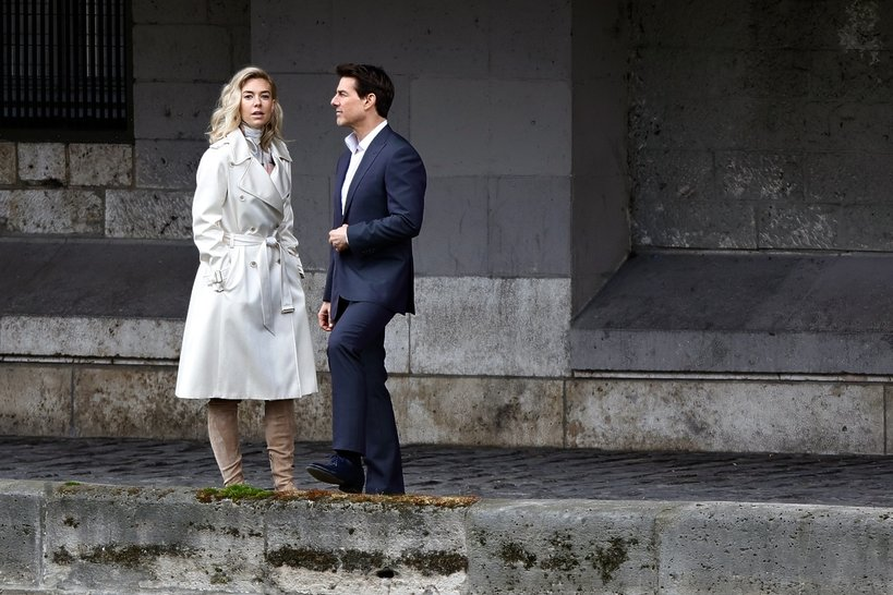 Tom Cruise, Vanessa Kirby, nowy związek Hollywood