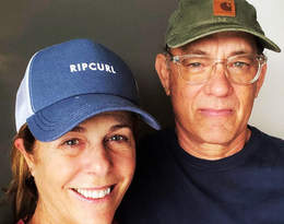 Tom Hanks i jego żona od dwóch tygodni zmagają się z koronawirusem. Jak czują się obecnie?