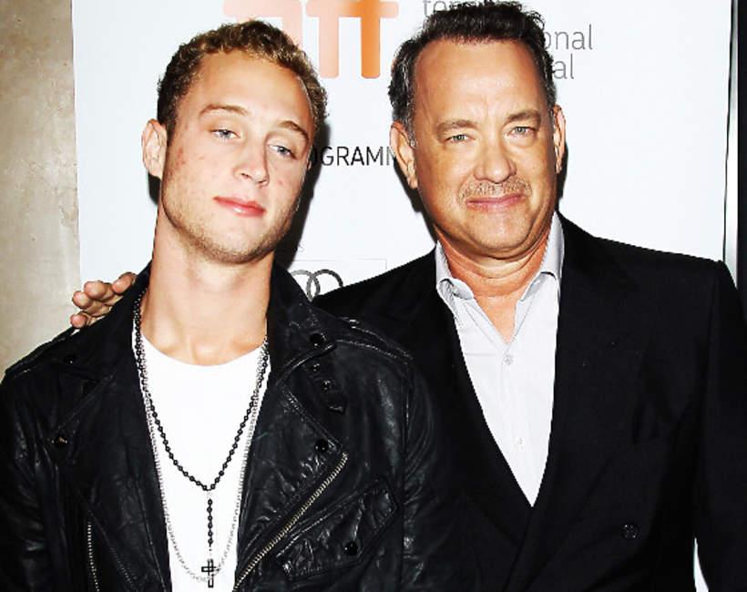 Tom Hanks, Chester Hanks
