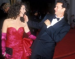 Tom Hanks i Rita Wilson