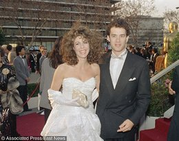 Tom Hanks, Rita Wilson, 1987 rok