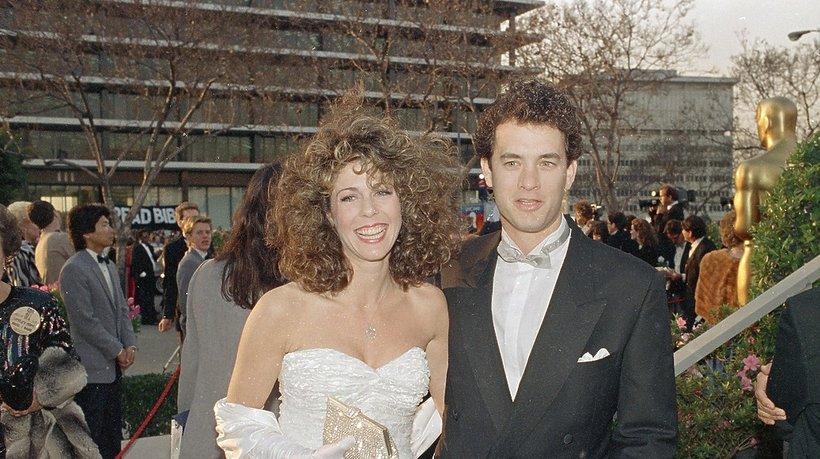 Tom Hanks, Rita Wilson, 1987 rok