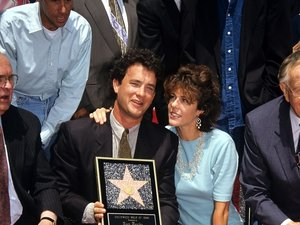 Tom Hanks, Rita Wilson, 1992 rok