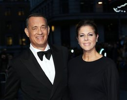 Tom Hanks, Rita Wilson, 2013 rok