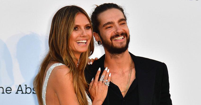 picked up outlet boutique new concept Heidi Klum jest w ciąży? 45-latka i Tom Kaulitz spodziewają ...