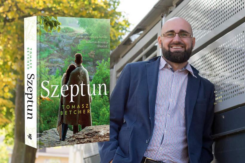 """Tomasz Betcher, """"Szeptun"""""""