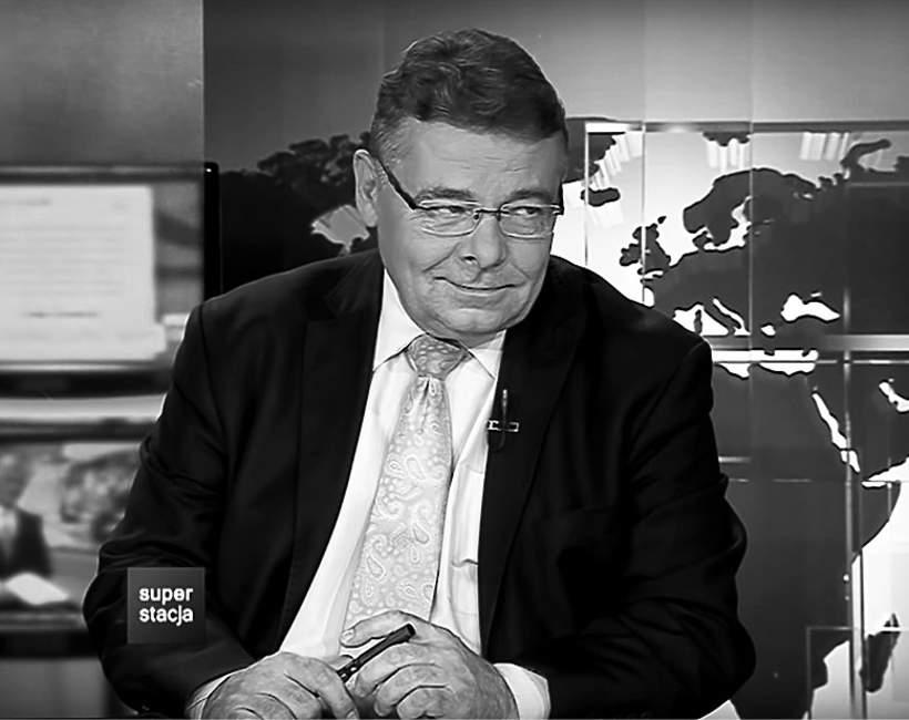 Tomasz Grzelewski, rzecznik PKW nie żyje