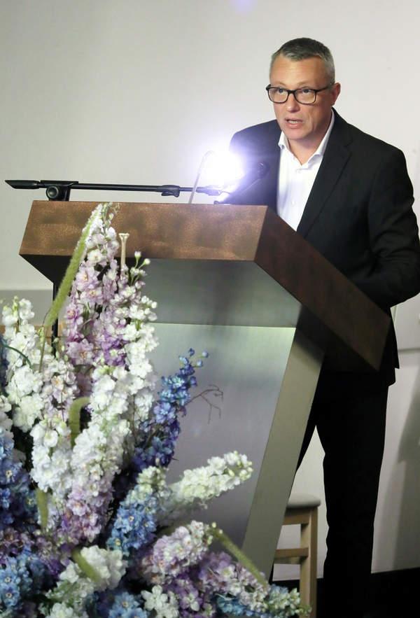Tomasz Knapik pogrzeb, syn Maciej Knapik