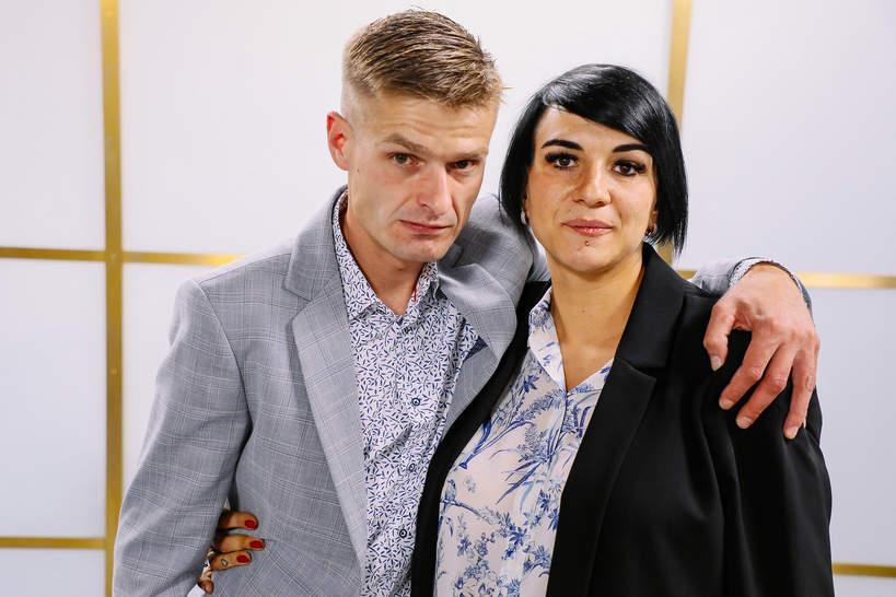 Tomasz Komenda, Anna Walter w Studio Dzień Dobry TVN, 2020