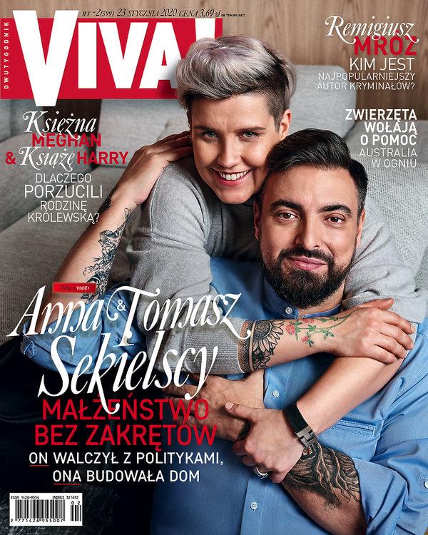 Tomasz Sekielski, Anna Sekielska, Ann i Tomasz Sekielscy, Viva! 2/2020