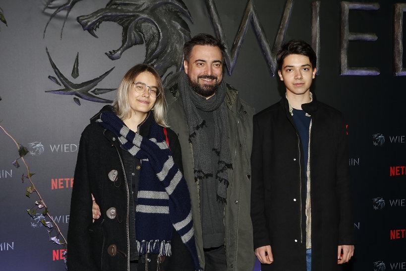 Tomasz Sekielski, Tomasz Sekielski z dziećmi