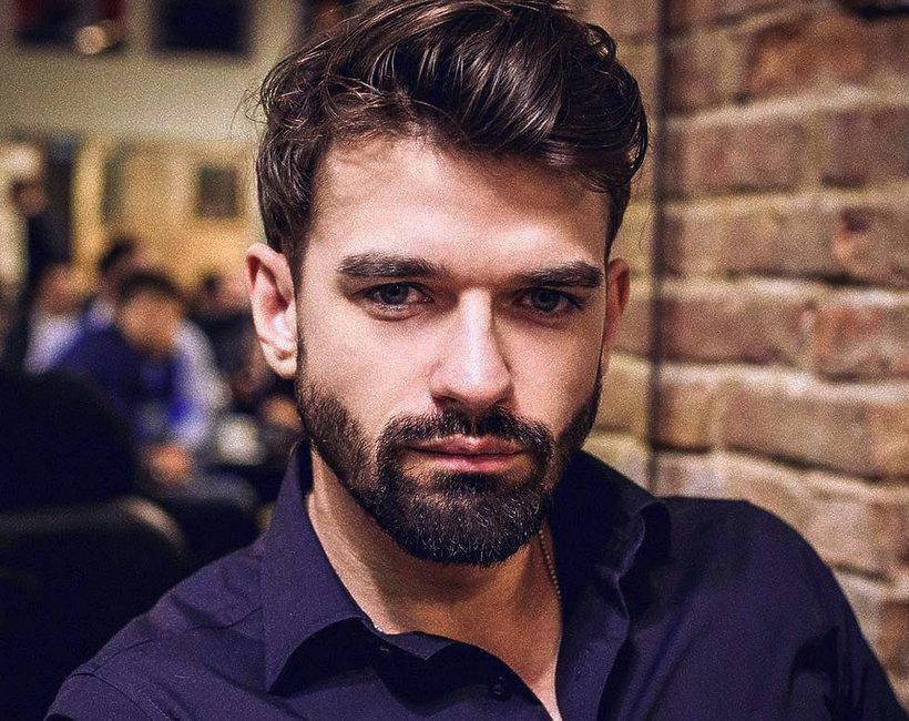 Tomasz Zarzycki, Mister Polski