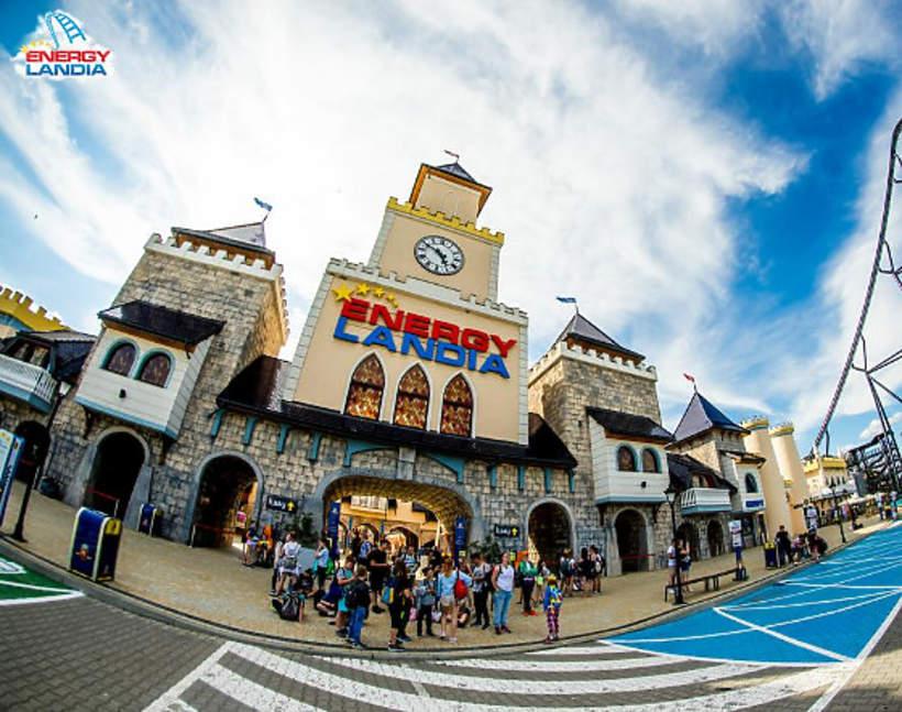 Top 5 Roller Coasterów w Energylandii 2020