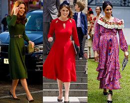 torebki księżnych, księżna Kate, księżna Meghan, księżniczka Eugenia