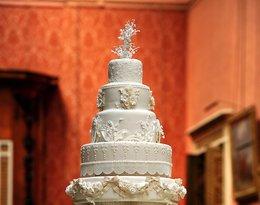 Tort ślubny Williama i Kate