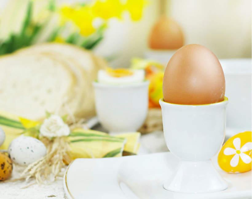 Tradycje Wielkanocne przy stole