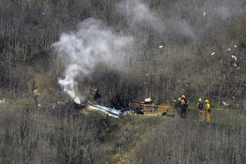 tragedia helikoptera Kobe Bryant