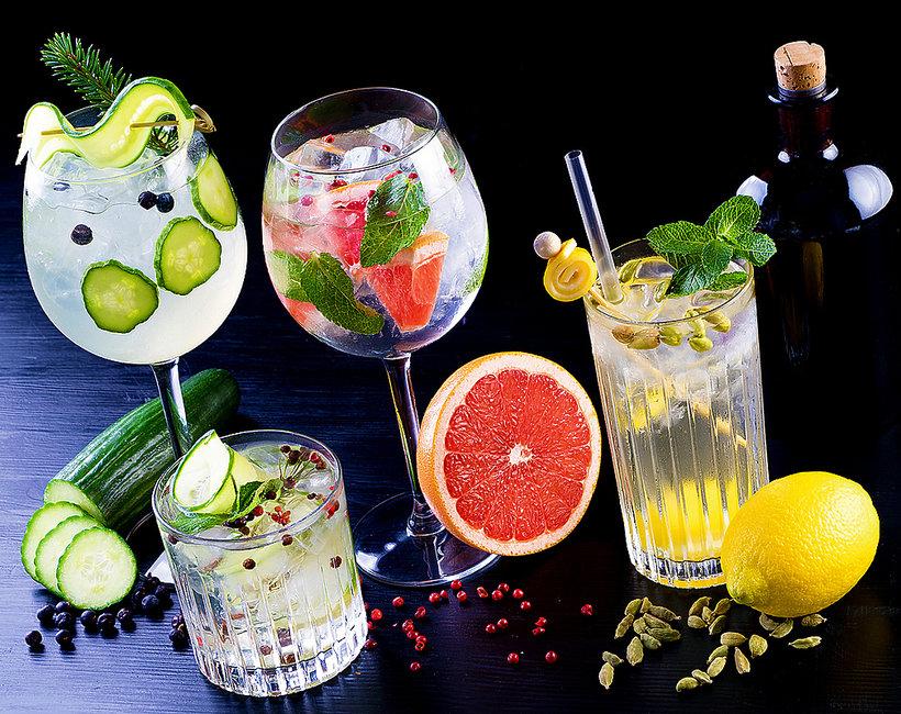 Trend kuchenny, gin bowls