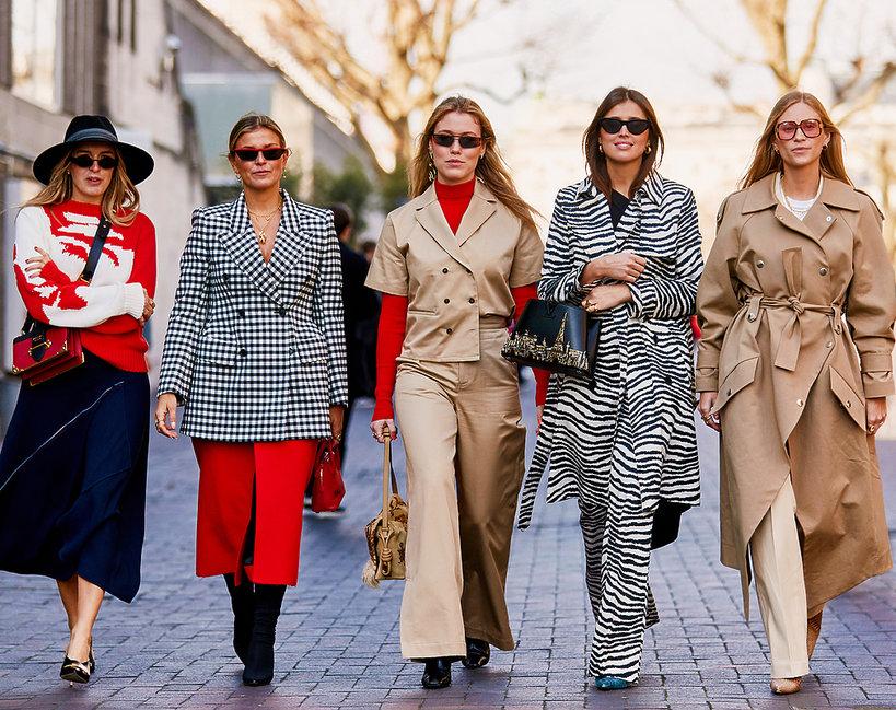 Trendy i stylizacje 2020 moda damska i buty w stylu gwiazd