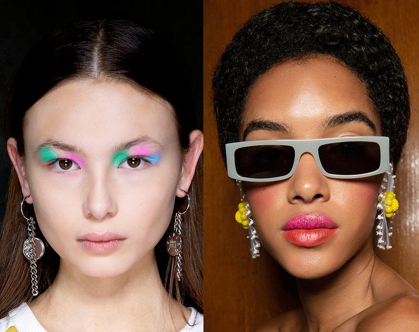 Trendy makijażowe wiosna lato 2020