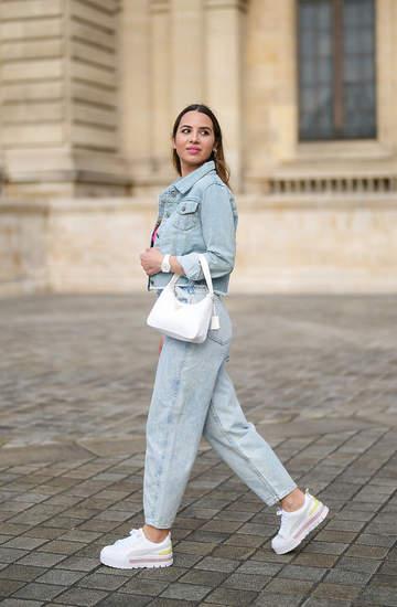 Trendy na jesień, jeans