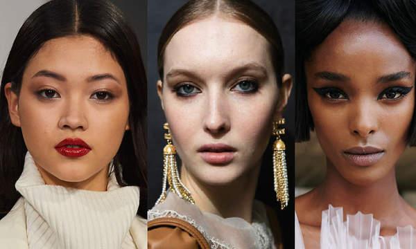 trendy na jesień w makijażu
