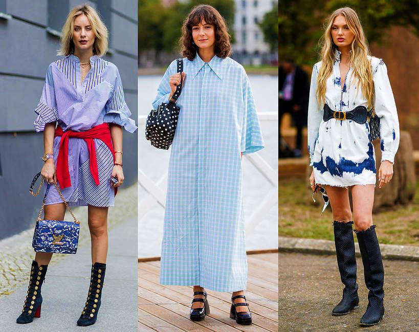 trendy-na-lato-2020-sukienki-koszulowe-i-szerokie-tuniki-jakie-torebki-i-paski