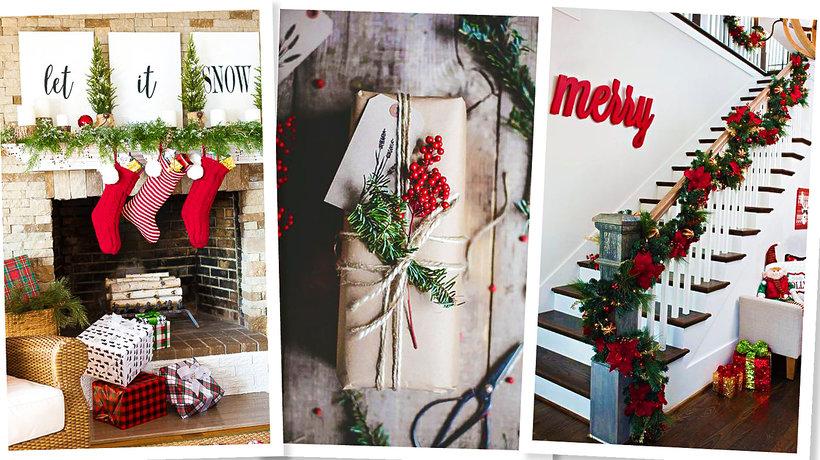 Trendy świąteczne w designie