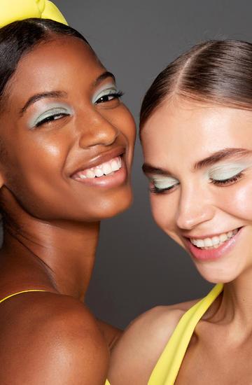 trendy w makijażu oczu wiosna lato 2020