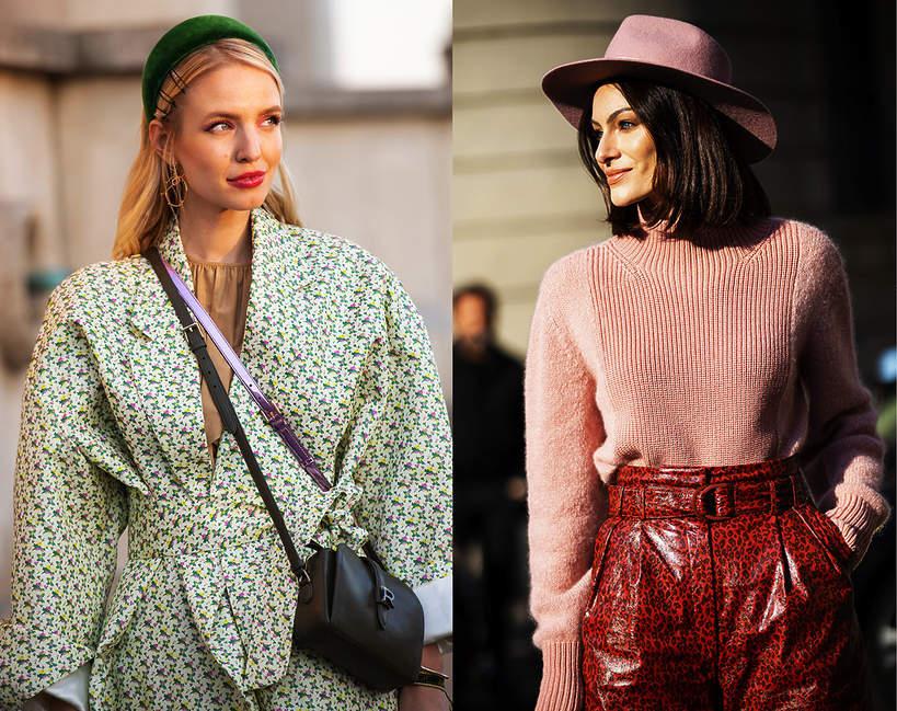 Trendy wiosna 2021 najmodniejsze kapelusze i opaski