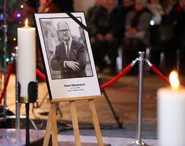Trumna Pawła Adamowicza w Bazylice Mariackiej