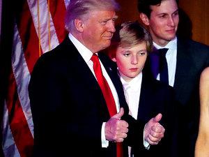 trump prezydent