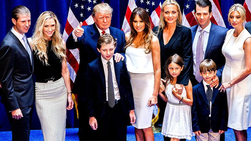 Trumpowie trwonią majątek MT