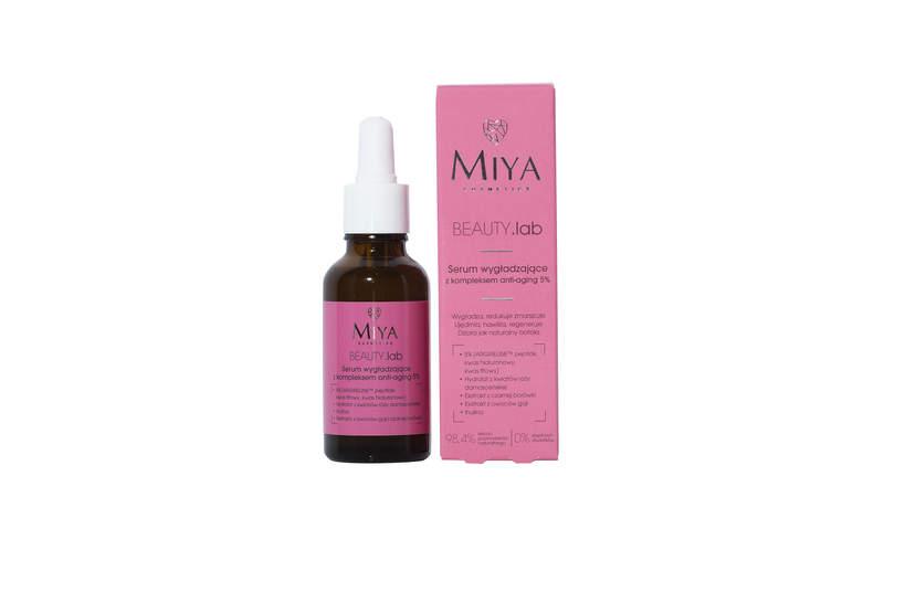 Trzy kroki do profesjonalnej pielęgnacji MIYA - serum