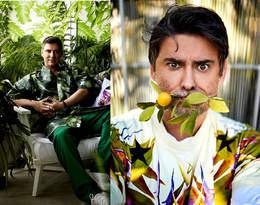 Taras Marcina Tyszki to prawdziwa dżungla! Rośliny kosztowały prawie 1,5 mln złotych!