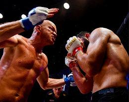 Eryk Lubos jako wojownik MMA, który traci wszystko i podnosi się z kolan...