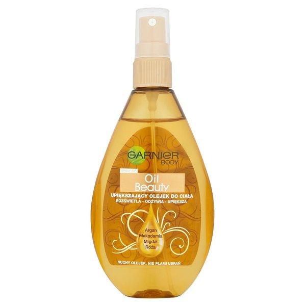 Upiększający olejek do ciała Oil Beauty GARNIER Body, 19,99 zł.