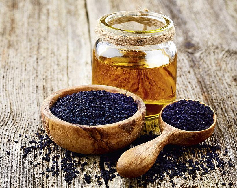 uroda, jak działa olej z czarnuszki?