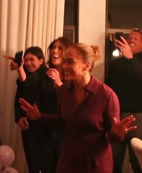 Urodziny mamy Jennifer Lopez
