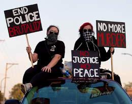 Zamieszki w USA. George Floyd zmarł po brutalnej interwencji policji