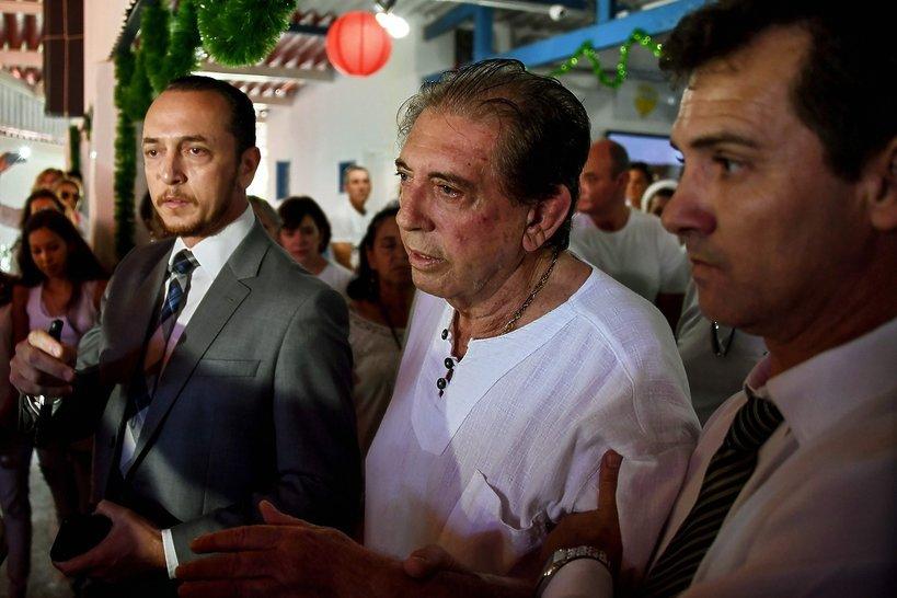 uzdrowiciel Joao Teixeira de Faria