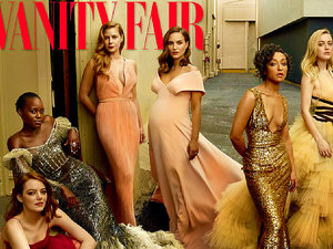 Vanity Fair Hollywood Issue 2017