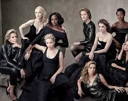 """Różni je wiek, kolor skóry i doświadczenie, łączy talent. """"Vanity Fair"""" wybrało najciekawsze kobiety Hollywood"""